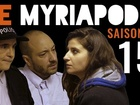 Le Myriapode - La proie