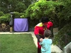 Wonder Captain - lb et les enfants