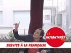 Instantarés - Service à la française