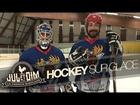 Jul et Dim - Le hockey sur glace
