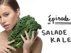 Les Nouveaux Mondes - salade de kale