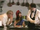La cuisine de Nicolas - Le repas du président