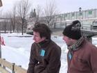 La Poutine Au Vin - La patinoire