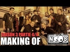 Noob - making of saison 3 (partie 4)