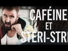 Chien - caféine & steri-strip