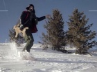 Alexis, grand reporter un peu moyen - Ski Cross
