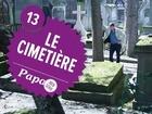 Papa, la web série - Le cimetière